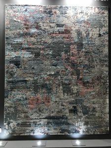 Moderner designer Teppich
